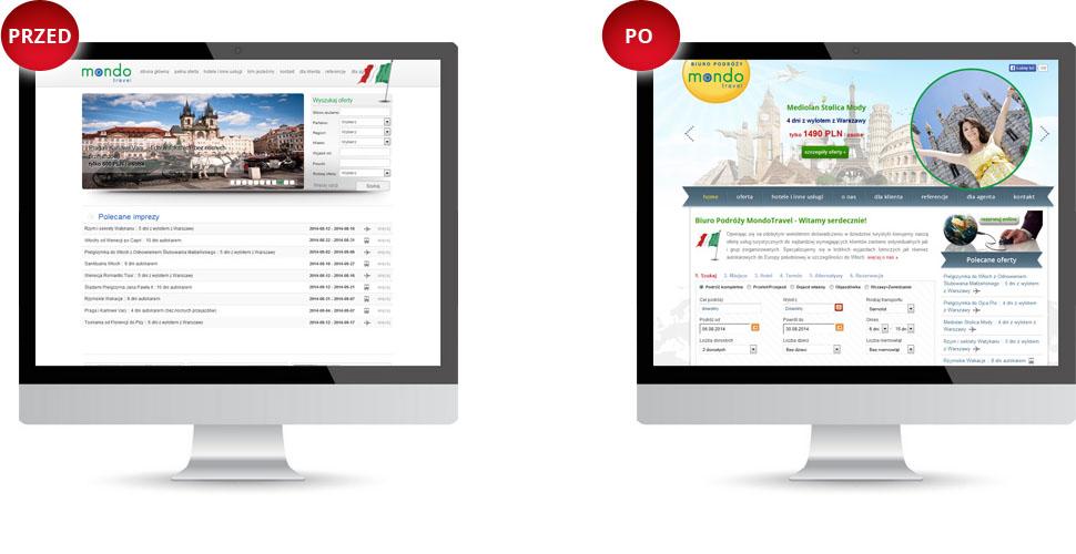 redesign hjemmesider wrodpress